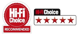 Hi Fi Choice 5 star recommened review