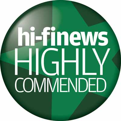 HiFi news highly commended hifi cartridge